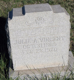 Julia N. <i>Arthur</i> Vincent