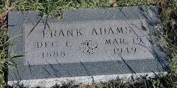 Benjamin Franklin Adams