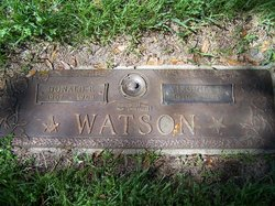 Virginia E <i>Fields</i> Watson