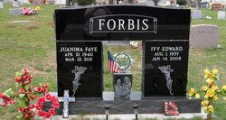 Juanima Faye <i>Rhodd</i> Forbis