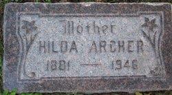 Hilda <i>Johnson</i> Archer