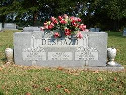 Mary <i>Littleton</i> Deshazo