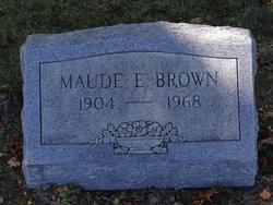 Maude Elizabeth <i>Smith</i> Brown