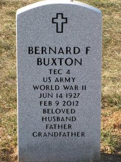 Bernard Buxton