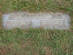 Margaret Wilhelmina <i>Riley</i> Braun