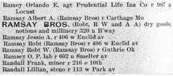 Robert William Ramsay, Jr