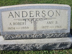 Amy B Anderson