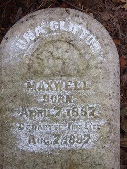 Una <i>Clifton</i> Maxwell