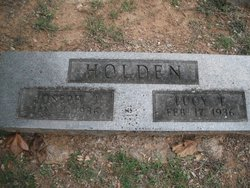 Lucy T. Holden