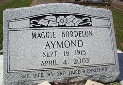 Maggie <i>Bordelon</i> Aymond