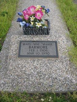 Mary Mae Mamie <i>Shiell</i> Barmore