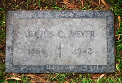 Pvt Julius Caesar Meyer