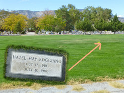 Hazel May <i>Scott</i> Boggiano