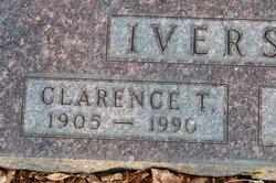 Clarence Truman The Vagabond Kid Iverson
