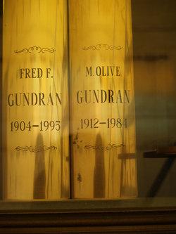 Godofredo Flores Fred Gundran