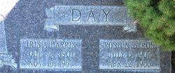 Iris Ann <i>Harris</i> Day