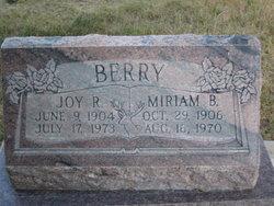 Joy Roswell Berry