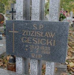 Zdzisław Gęsicki