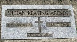Lillian <i>Keating</i> Arendt