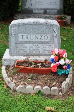 Antoinette <i>Margotta</i> Trunzo