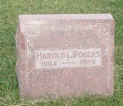 Harold L Rogers