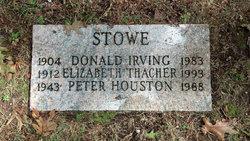 Peter Houston Stowe