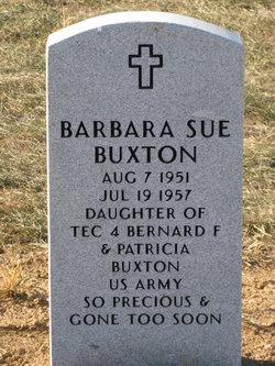 Barbara Sue Buxton