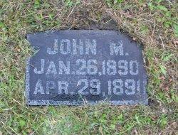 John M Nash