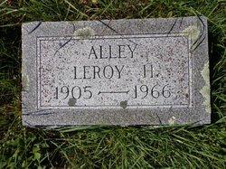 Leroy Herbert Alley