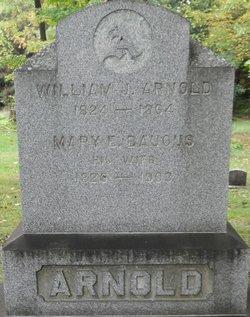 Mary E. <i>Baucus</i> Arnold