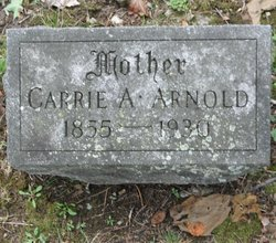 Carrie A. <i>Smalley</i> Arnold