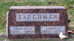 Agnes Cecelia <i>Smith</i> Baughman