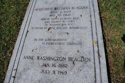 Anne Bolling <i>Washington</i> Blagden