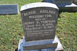 Bessie Adelaide <i>Washington</i> Tompkins