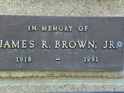 James R Brown, Jr