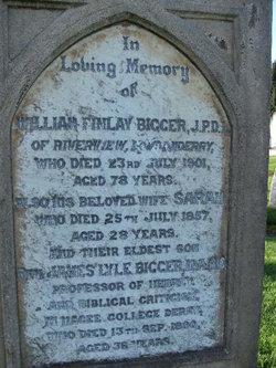 William Finlay Bigger