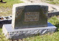 Minnie <i>Lee</i> Barker