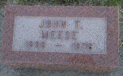 John Thaddius Meese