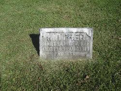Martha <i>Madison</i> Deupree
