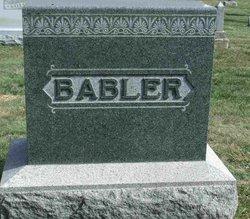 Anna <i>Blum</i> Babler