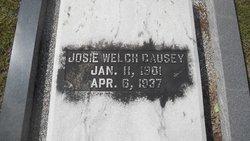 Josie <i>Welch</i> Causey