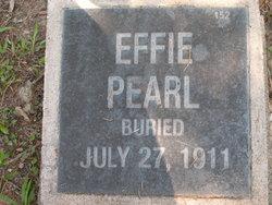 Effie Pearl