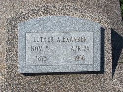 Luther Alexander
