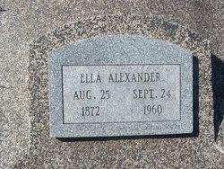 Ella Alexander