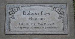 Dolores Faye Henson