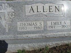 Emily V Allen