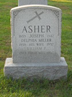 Delphia <i>Miller</i> Asher
