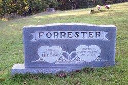 Mattie Lou <i>Moran</i> Forrester