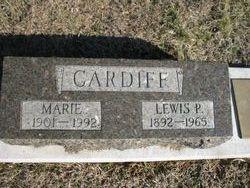 Lewis Parker Cardiff