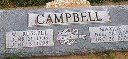 Maxine <i>Wren</i> Campbell